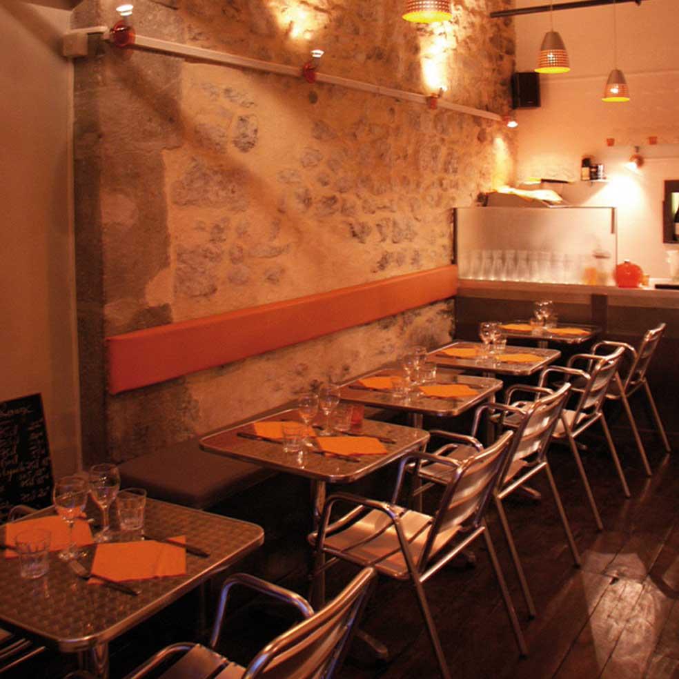 Dauphin gourmand guide des restaurants de grenoble et de l 39 is re - Restaurant jardin de ville grenoble ...